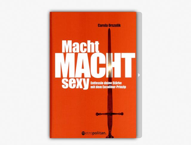 Macht macht sexy Rezension Managementbuch